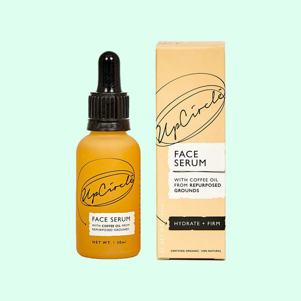 UpCircle Organic Face Serum With Coffee Oil