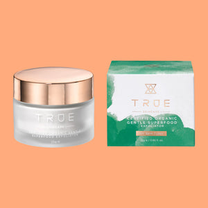 True Skincare Organic Gentle Superfood Exfoliator