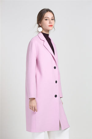 Wool Walking Coat