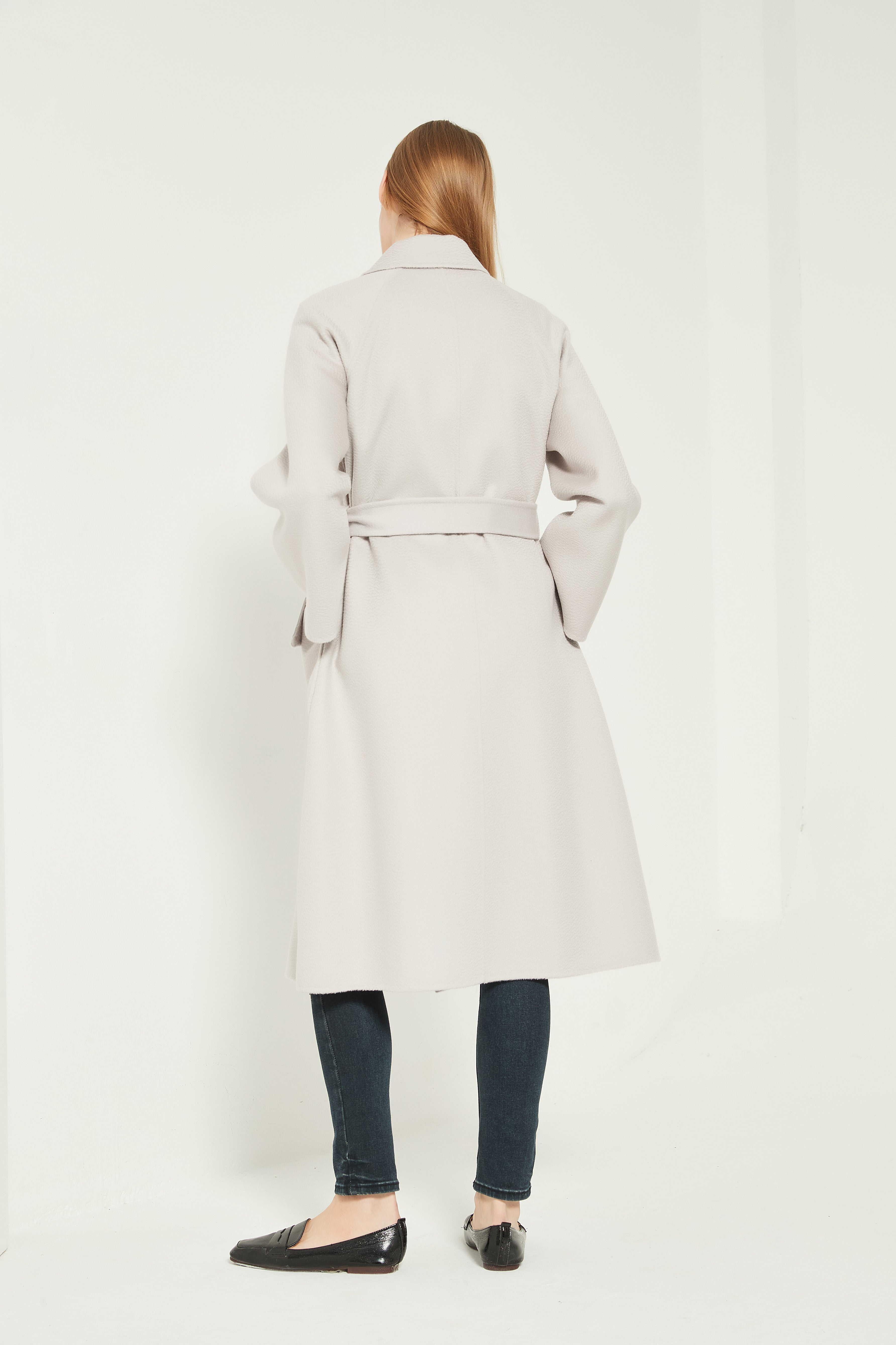 The Classic Wrap Coat