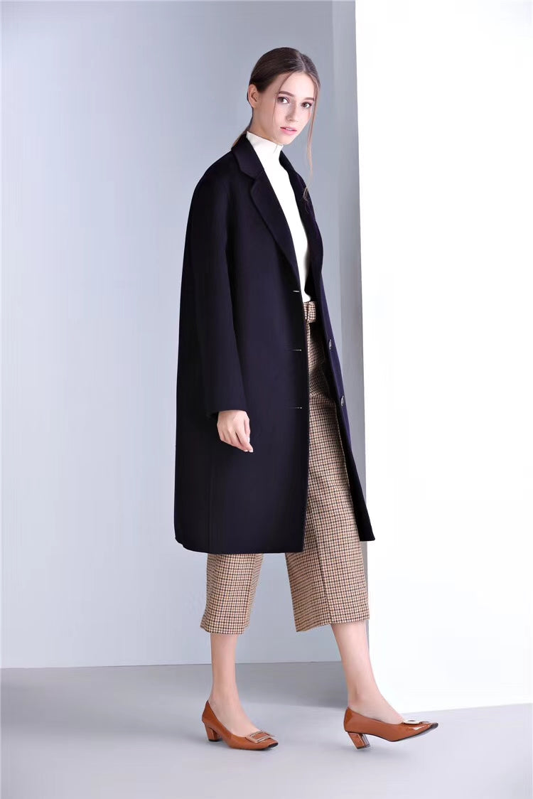 Cashmere Topcoat