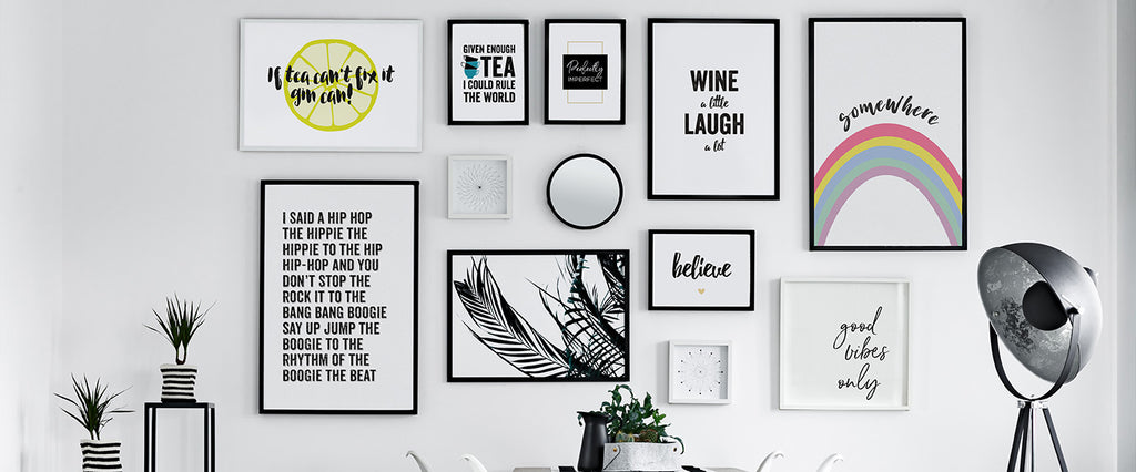 How to create a picture-perfect gallery wall for your home