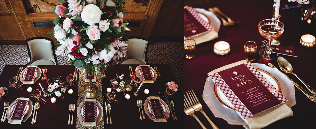 Styled Shoot: Art Deco Roaring 1920's