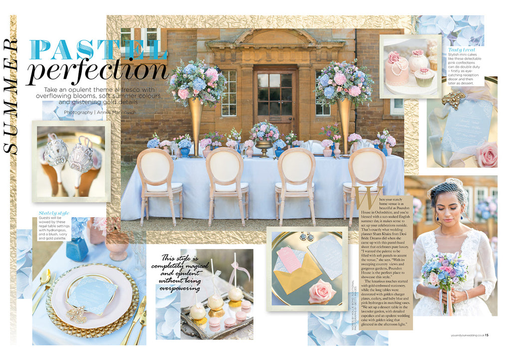 You and Your Wedding Magazine - May 2017