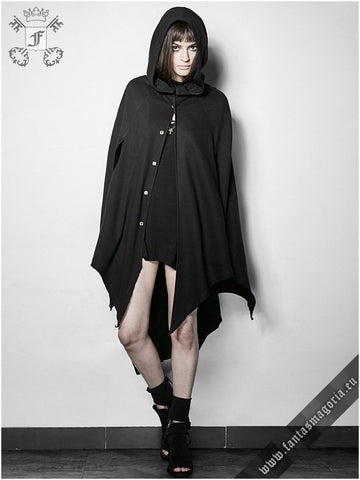 BLACK DRAGONFLY CAPE