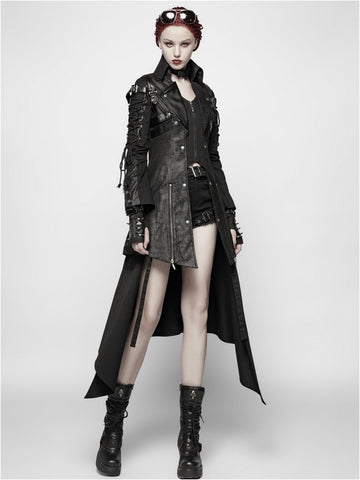 POISONBLACK COAT