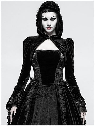 LADY AMARANTH SHRUG