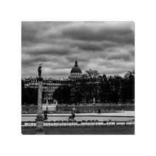 Load image into Gallery viewer, jardin du luxembourg paris canvas print