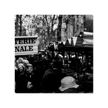 Load image into Gallery viewer, typical parisian market canvas print
