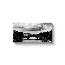 Load image into Gallery viewer, pont louis philippe paris canvas print