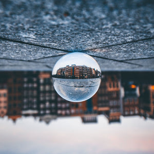 Crystal Lensball