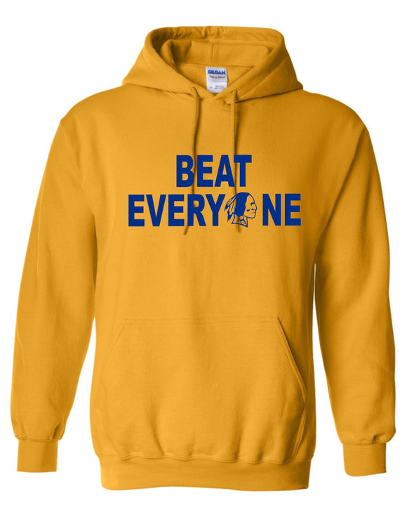 Braves BEAT EVERYONE Hoodie