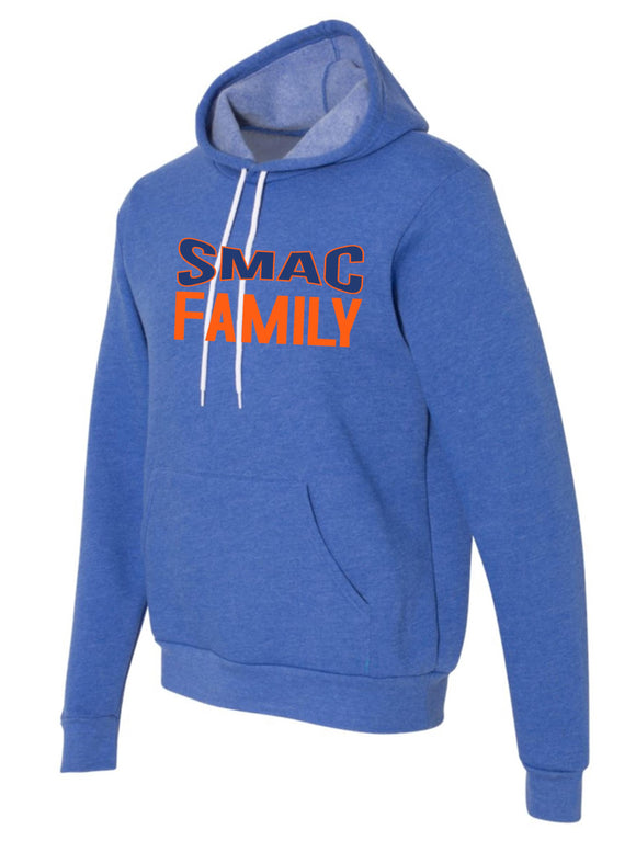 SMAC Basketball Super Soft Hoodie