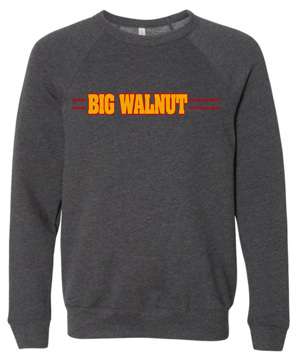 Big Walnut Super Soft Crew Sweatshirt