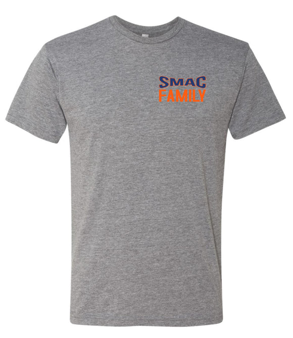 SMAC Basketball Super Soft Triblend Youth & Adult SS T-shirt