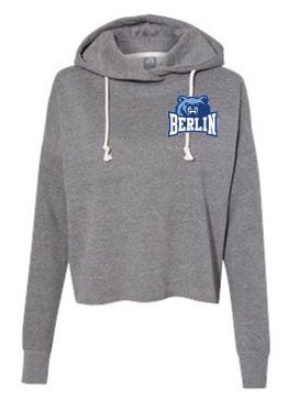 Berlin Hi-Low Fleece Hoodie