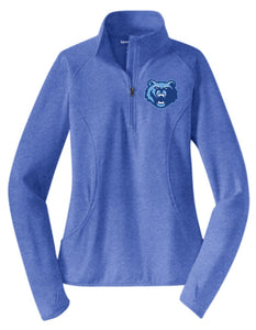 TM-Berlin Ladies Cut Royal Performance 1/2 Zip