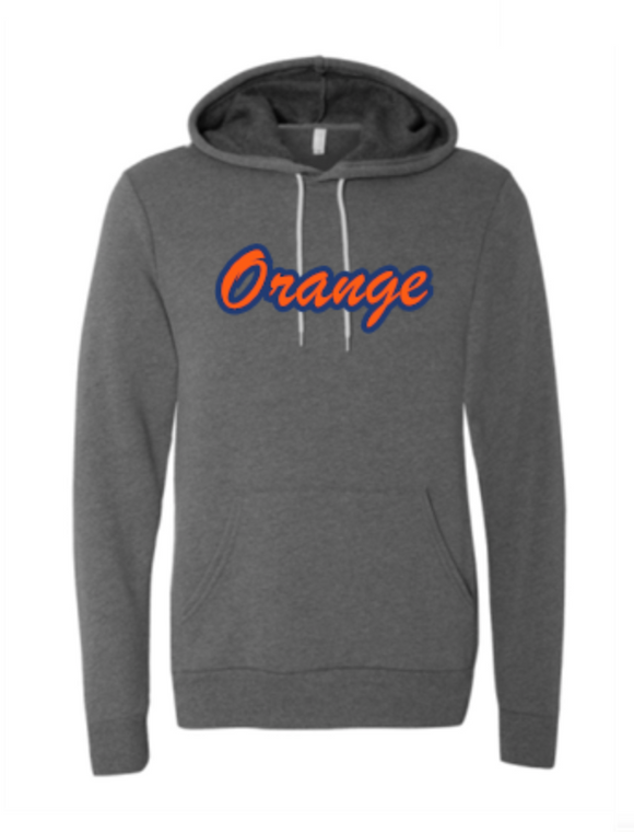 Orange Ahh-Mazingly Soft & Cozy Hoodie