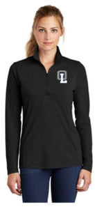 OFFICIAL Liberty Ladies 1/4-Zip Pullover