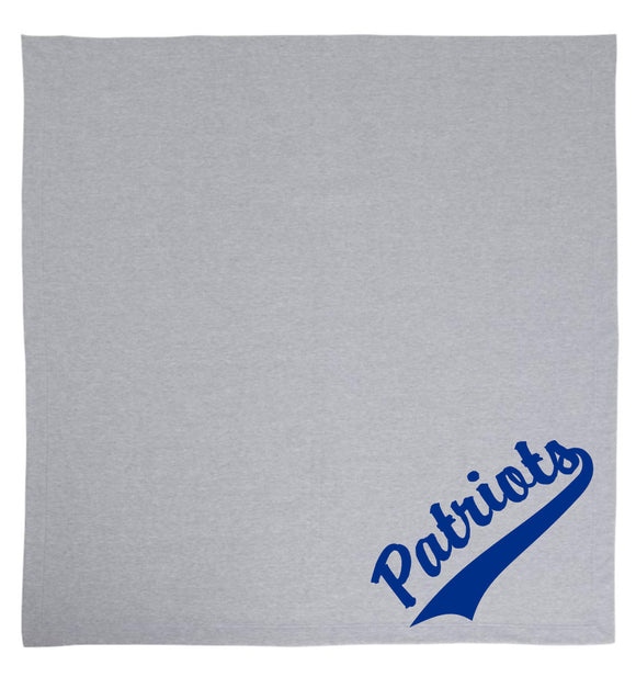 OFFICIAL Liberty Patriots Sweatshirt Blanket