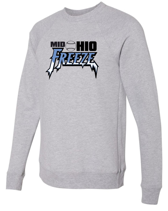Mid Ohio Freeze Crewneck Sweatshirt