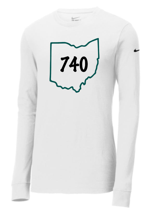 No. 1 Draft Pick Long Sleeve Nike T