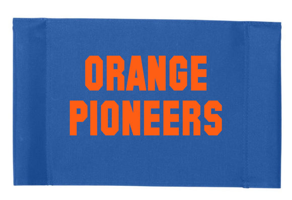 Orange Pioneers Stadium Seat