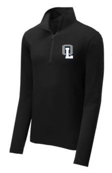 OFFICIAL Liberty Unisex 1/4-Zip Pullover