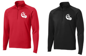 Just Hoops Performance 1/4 Zip Pullover