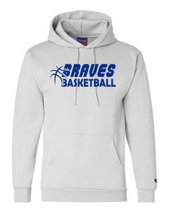 Braves Basketball CHAMPION Double Dry Eco Hoodie