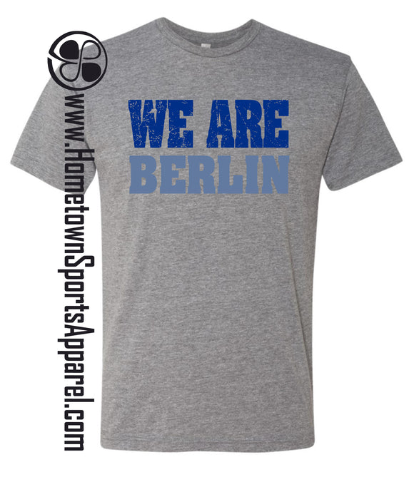 Berlin- WE ARE Triblend T