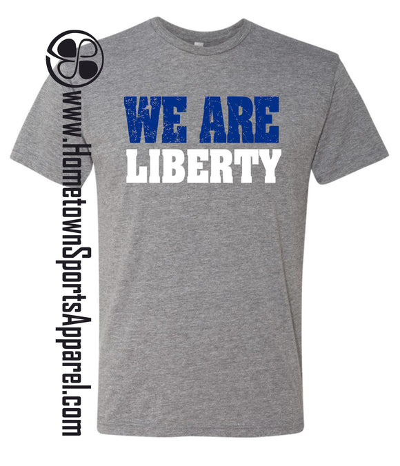 WE ARE LIBERTY Triblend T
