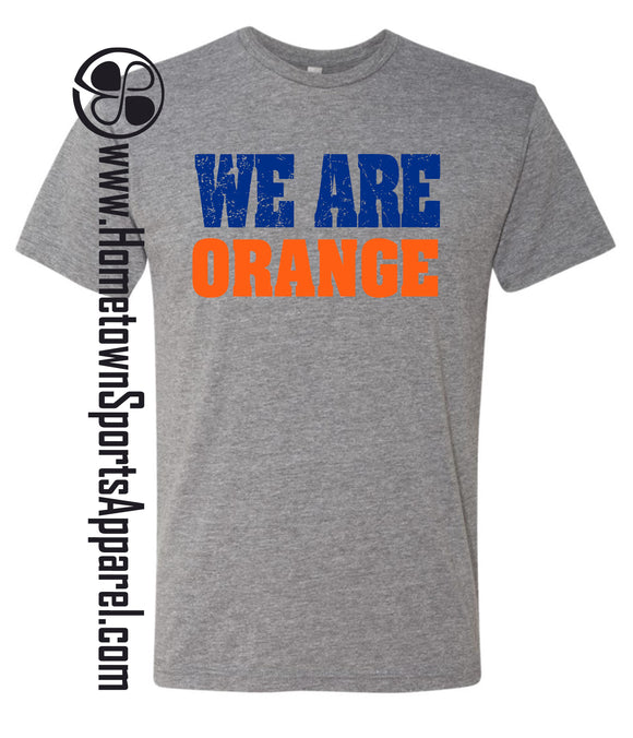 WE ARE ORANGE Triblend T