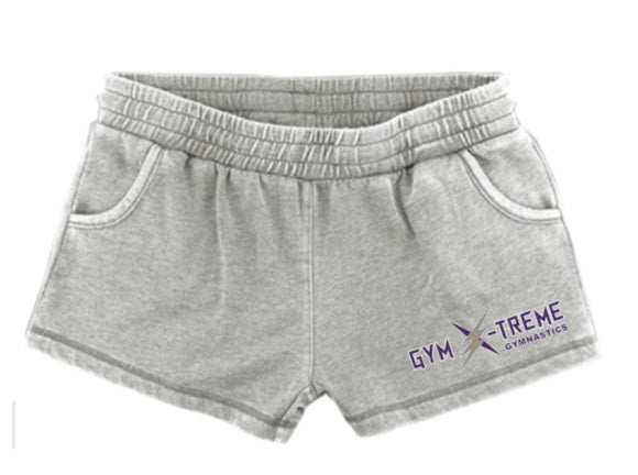 Gym X-Treme Super Soft Enzyme Washed Rally Shorts