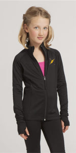 Gym X-treme Ladies/Girls Studio Jacket