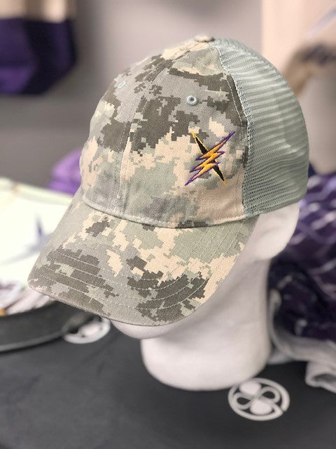 Gym X-treme Camo Hat