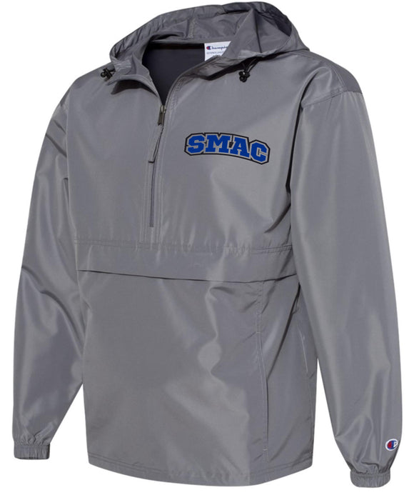 SMAC Basketball Champion Packable Windbreaker Jacket
