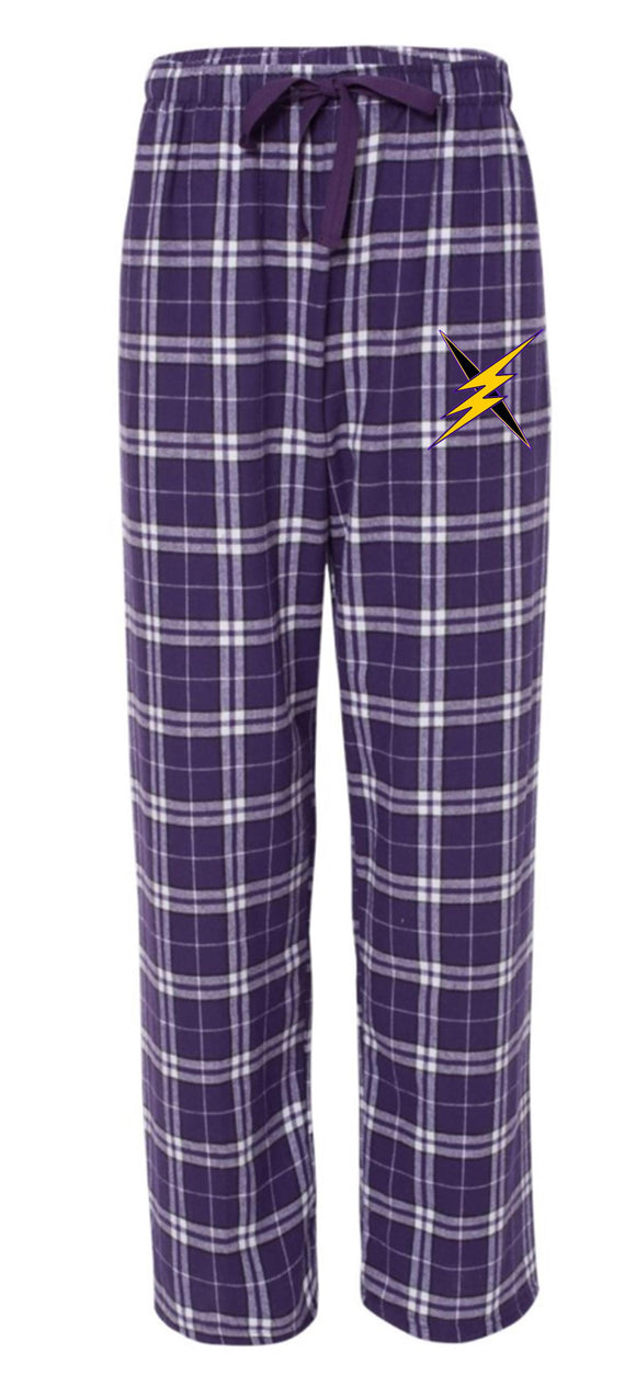Braves Swim & Dive Flannel Pants