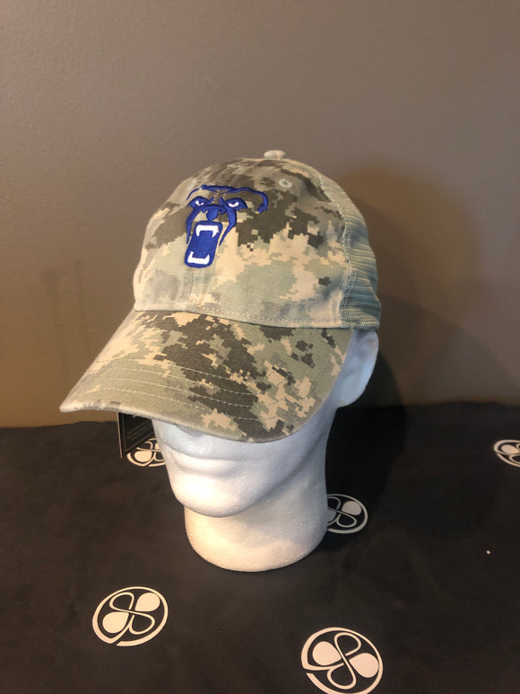 TM-Berlin Camo Trucker Hat
