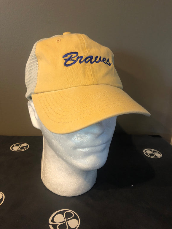 Braves Trucker Hat