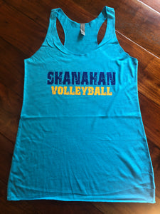 Braves Shanahan Volleyball soft tank