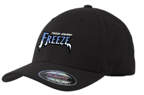Mid Ohio Freeze Sport-Tek® Flexfit® Performance Solid Cap