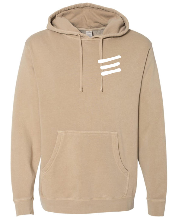 Elite Unisex Pigment Dyed Hoodie- 2 COLORS!