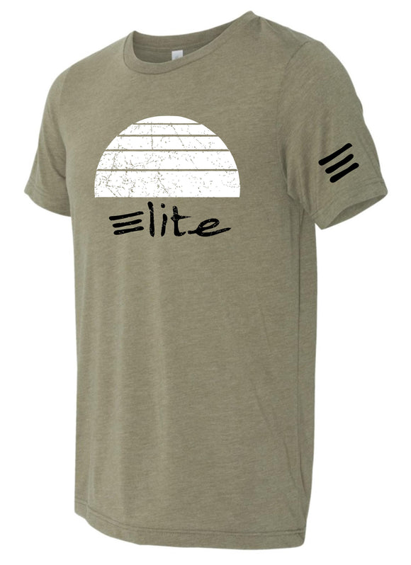 Elite VBTC Olive Youth & Adult Super Soft Triblend T