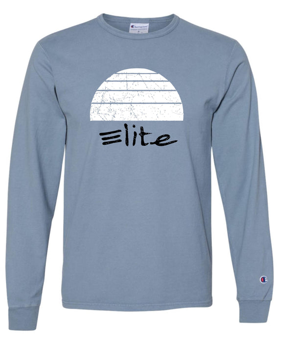 Elite Saltwater Adult Long Sleeve Champion T