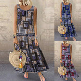 Women Beach Maxi Dress