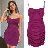 Women's Dress Strapless Mini Bodycon Dresses
