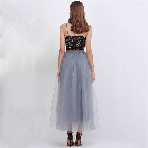 Women's Layers Tulle Dress