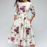 Women's Summer Floral Dresses