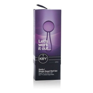 Stella I Single Kegel Ball Set Lavender
